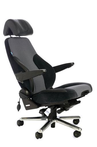 Valvomotuoli toimistotuoli ergonominen tuoli nahka